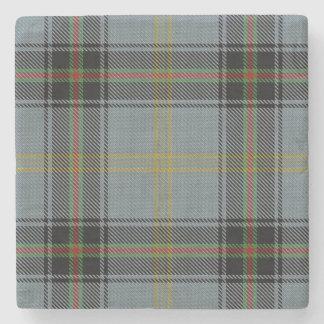 Tartán escocés viejo de Bell del clan de la Posavasos De Piedra
