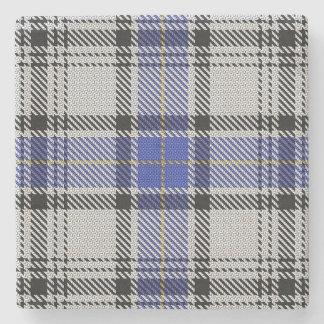 Tartán escocés viejo de Hannay del clan de la Posavasos De Piedra