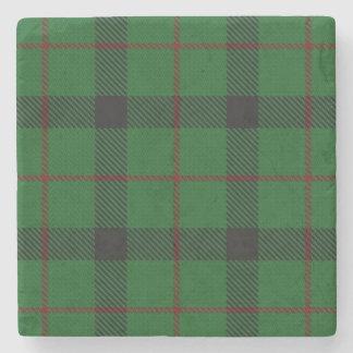 Tartán escocés viejo de Kincaid del clan de la Posavasos De Piedra