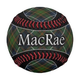 Tartán ideal escocés de la caza de MacRae del clan
