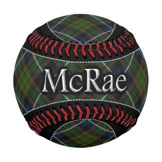 Tartán ideal escocés de la caza de McRae MacRae