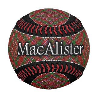Tartán ideal escocés de MacAlister del clan