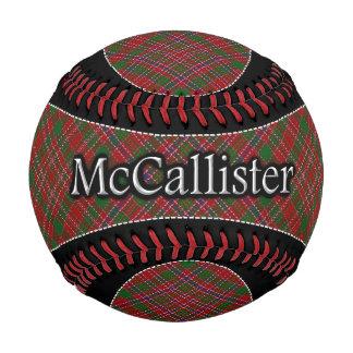 Tartán ideal escocés de McCallister MacAlister del