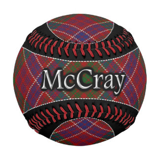 Tartán ideal escocés de McCray MacRae del clan