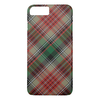 Tartan Johnson iPhone 7 Plus Barely There Case