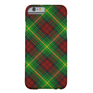 Tartan Martin iPhone 6/6S Barely There Case