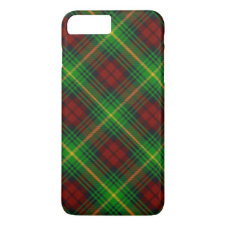 Tartan Martin iPhone 7 Plus Barely There Case