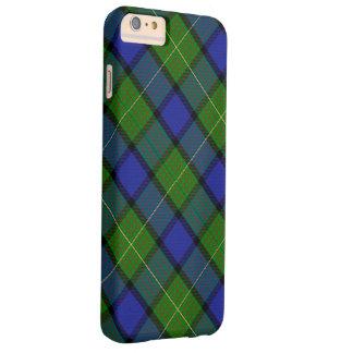 Tartan Moore/Muir iPhone 6/6S Plus Case