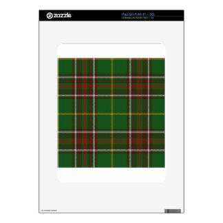 Tartan_of_Newfoundland_and_Labrador Decal For iPad