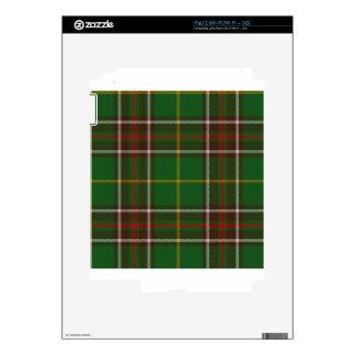 Tartan_of_Newfoundland_and_Labrador Decal For The iPad 2
