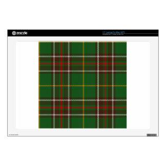Tartan_of_Newfoundland_and_Labrador Laptop Skin