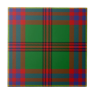 Tartan Of The Celts Tartan Pattern Ceramic Tile