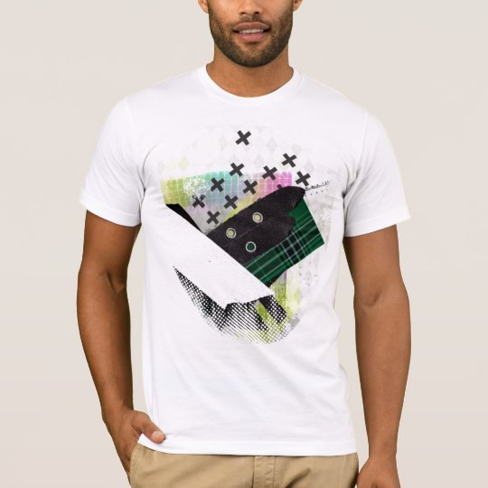 Tartan patterns are fab T-Shirt