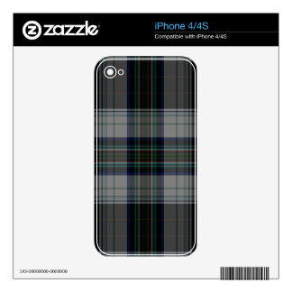 Tartan Plaid Decal For The iPhone 4S