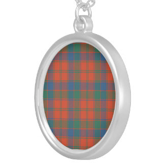 Tartan/ Plaid necklace