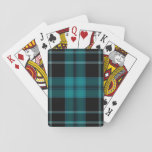 "Tartan Plaid Playing Cards<br><div class=""desc"">Tartan Plaid</div>"