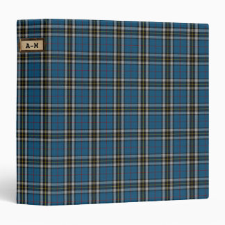 Tartan Plaid (Thomson Dress) 1.5 inch Binder