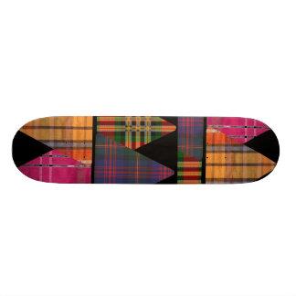 Tartan Rider Skateboard