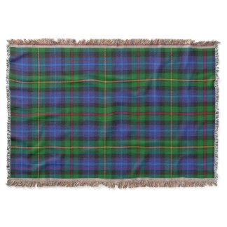 Tartan Smith Throw Blanket