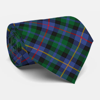 Tartan with (or without) your Initial Neck Tie