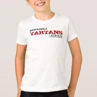 Tartan Youth Lacrosse T-Shirt