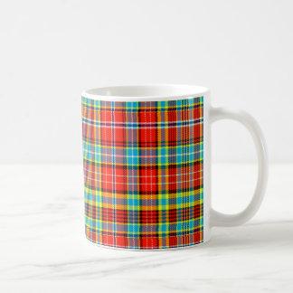 Tartanes del escocés de Fenton Taza De Café