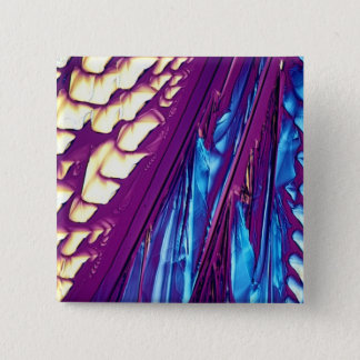 Tartaric Acid Crystals Button