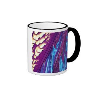 Tartaric Acid Crystals Ringer Mug