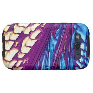 Tartaric Acid Crystals Samsung Galaxy S3 Covers