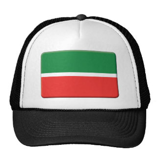 Tartaristán señala por medio de una bandera PERSON Gorros