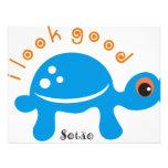 tartaruga comunicados personalizados
