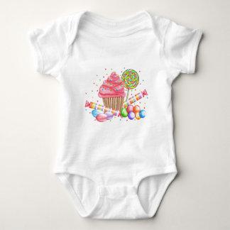 Tartas del dulce del Lollipop del caramelo de la Body Para Bebé