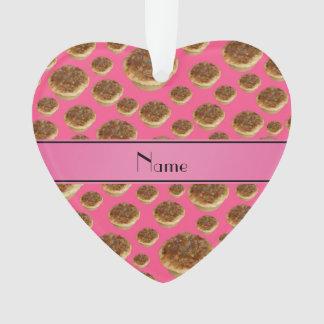 Tartas rosadas conocidas personalizadas de la mant