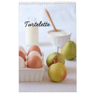 Tartelette Calendar - Customized