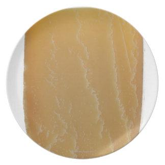 Tartenise Cheese Slice Dinner Plate