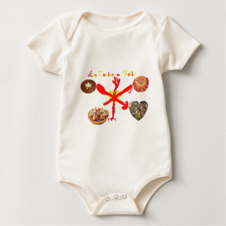 TARTS IN FOLIE.png Baby Bodysuit
