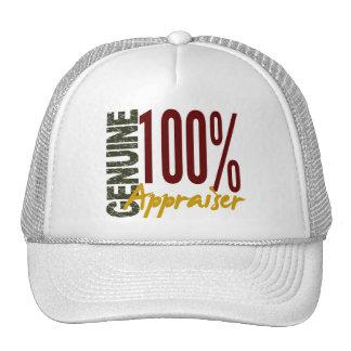 Tasador auténtico gorras de camionero