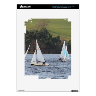 Tasar And Other Dinghies Skin For iPad 3