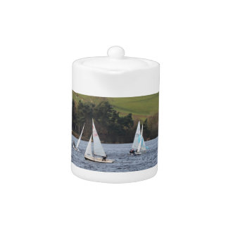 Tasar And Other Dinghies Teapot