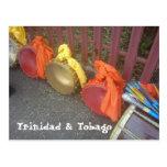 Tasas, Trinidad y Trinidad y Tobago Tarjetas Postales