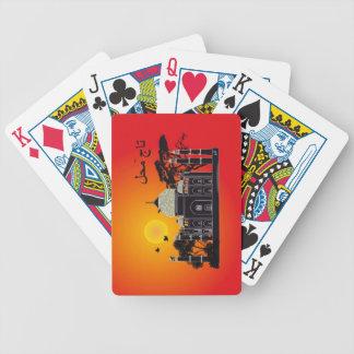 Tasch Mahal India cartas de juego 1
