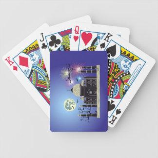 Tasch Mahal India cartas de juego 2