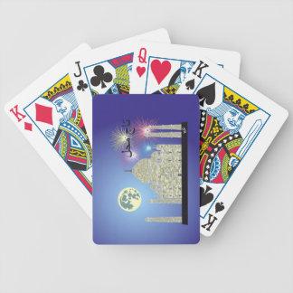 Tasch Mahal India cartas de juego 4