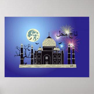 Tasch Mahal póster 2