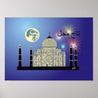 Tasch Mahal póster 3