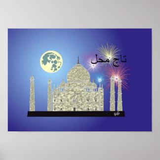 Tasch Mahal póster 4