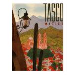 Tasco Mexico Post Card