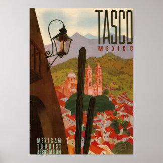 Tasco Mexico Print