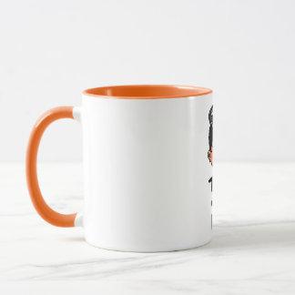 Tash-mu-rad! orange ringer mug