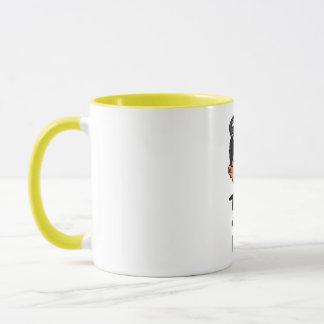 Tash-mu-rad! yellow ringer mug